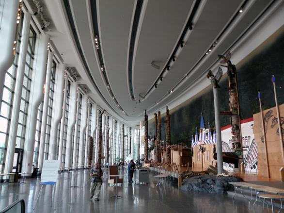 Музея на цивилизацията - Отава, Канада